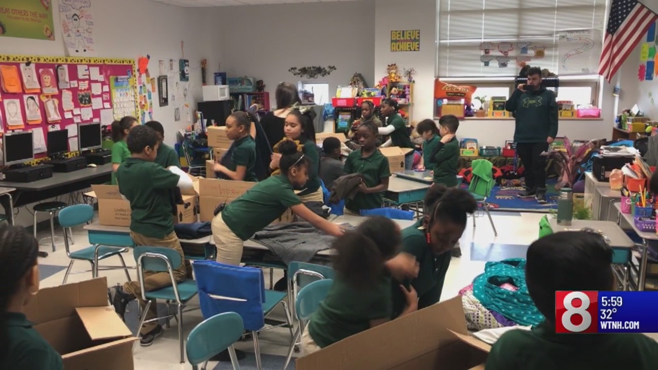What's Right With School: Students at Barnard Environmental Studies Magnet School give back