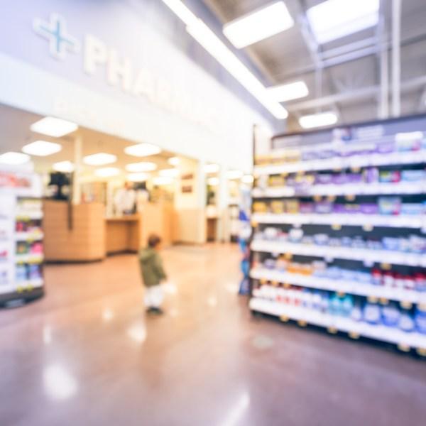 Pharmacy Drug Store Medication Generic