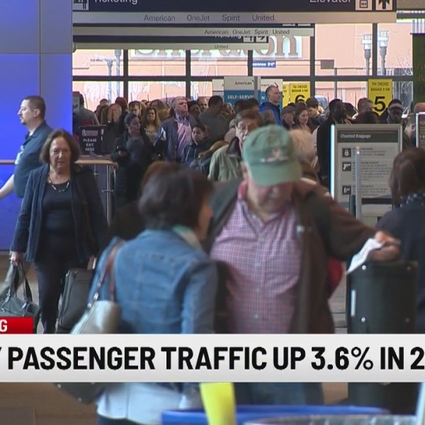 Bradley Airport continues to grow with big plans and even bigger numbers