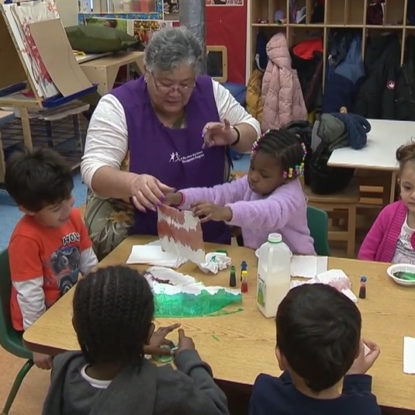 'Foster Grandparents' add experience, wisdom and love to some Hartford preschools