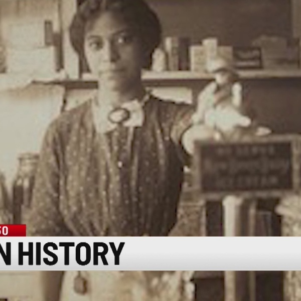 Hidden History: Connecticut's first female pharmacist, Anna Louise James