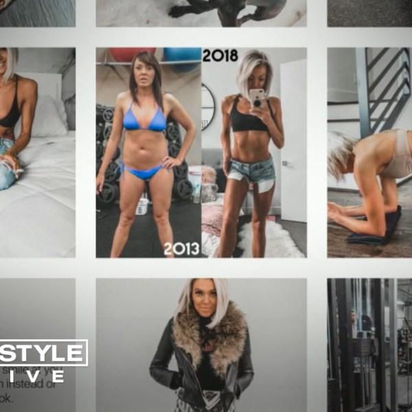 Living Well: Fitness Influencer Under Fire