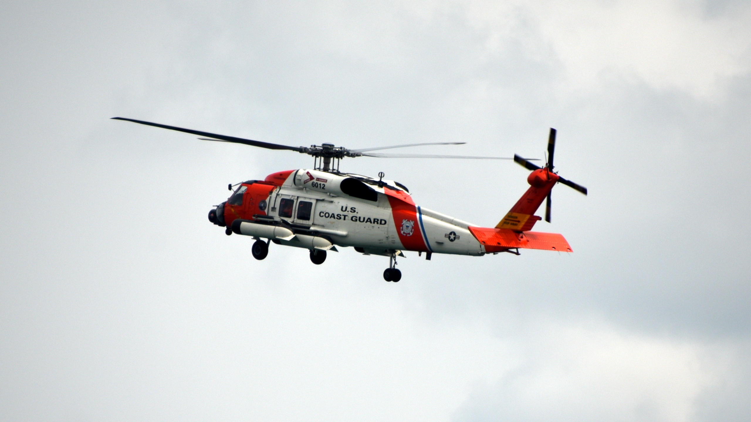 Sikorsky MH-60 Jayhawk Helicopter US Coast Guard