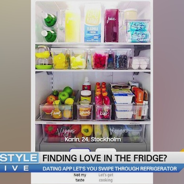 Today's Dish: Finding love in the fridge