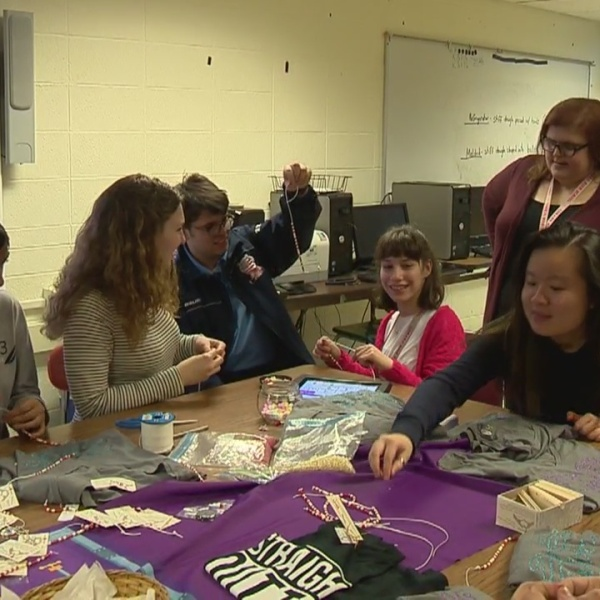 WeHa Unified Business Club is creating future work for students with disabilities