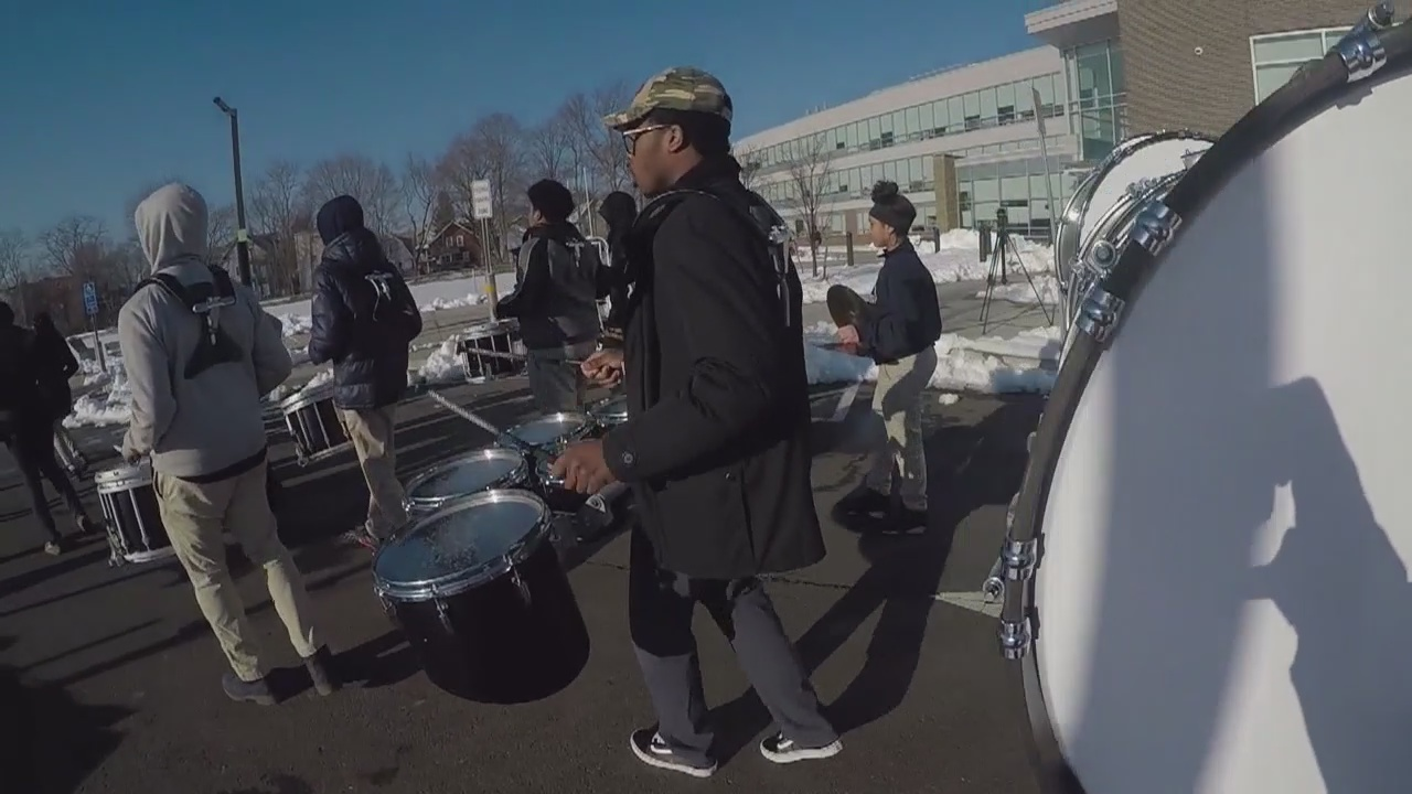 Achievement First Amistad High School marching band to perform in Greater New Haven Saint Patrick's Day Parade