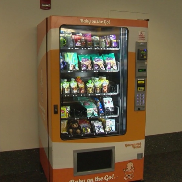 Bradley Airport offers amenities for parents traveling with babies