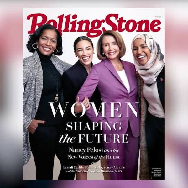 Celebrating Women - Women in the Congress