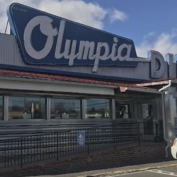 Destination Location: Olympia Diner, Newington