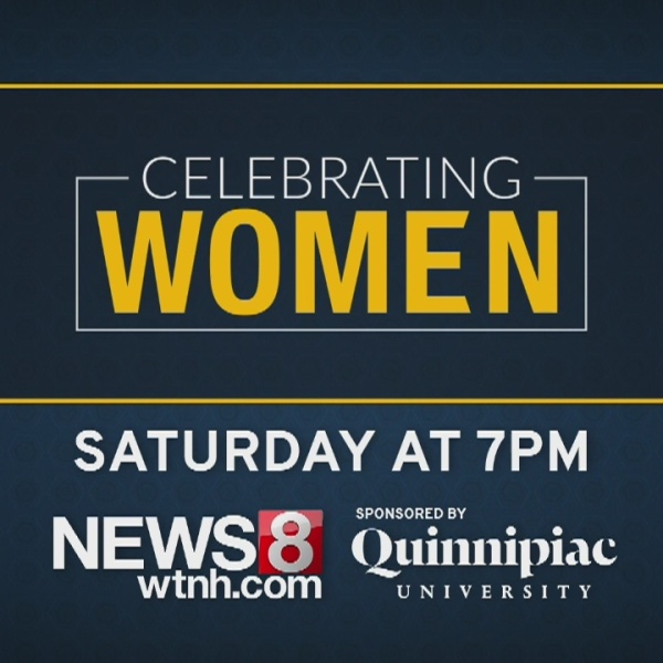 Join News 8 for our 'Celebrating Women' special on March 23rd
