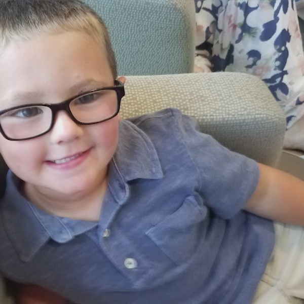 Modern medicine, blood donations help young Burlington boy live normal life