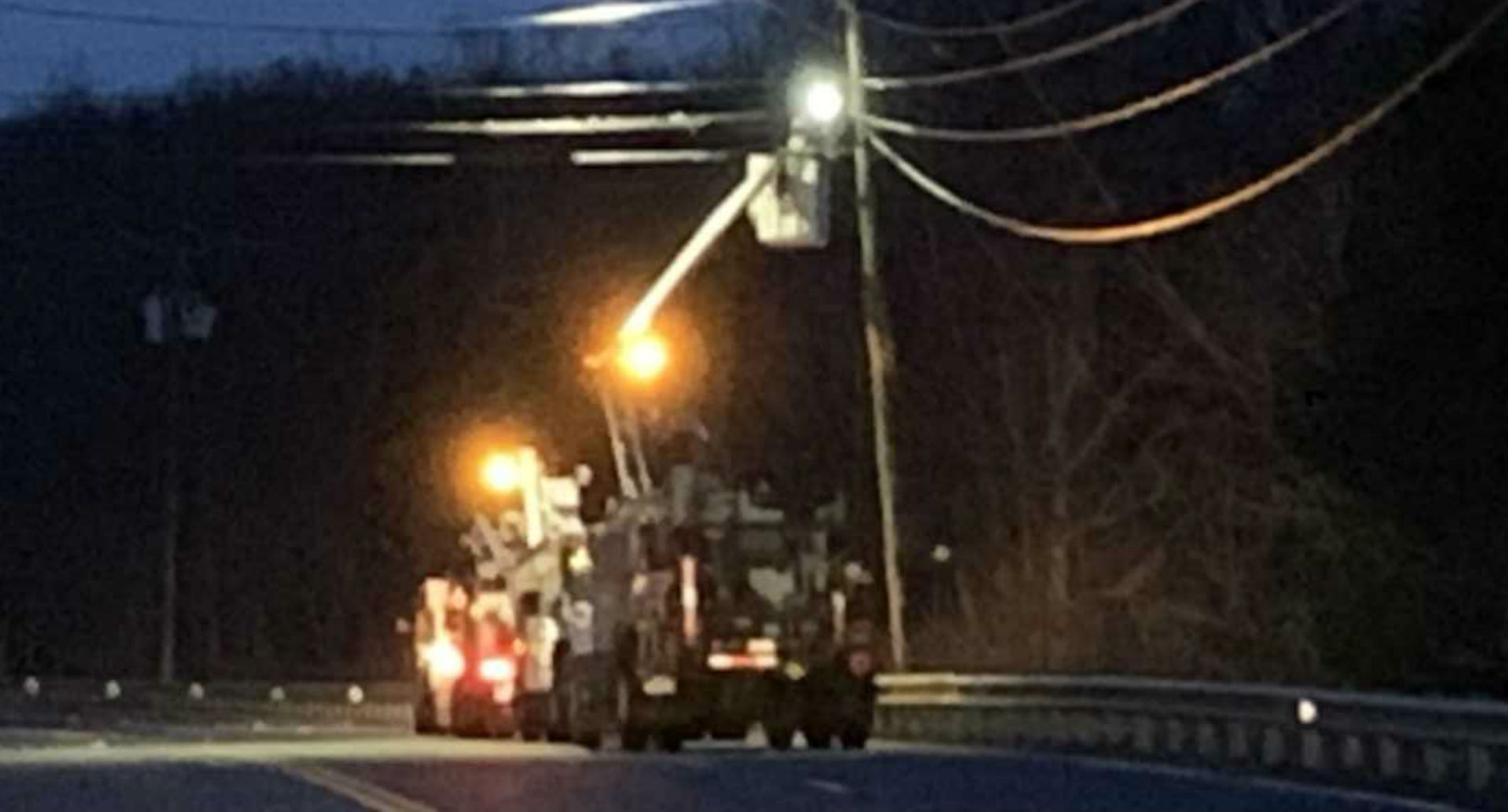 Route 63 in Naugatuck closed in both directions due to a car