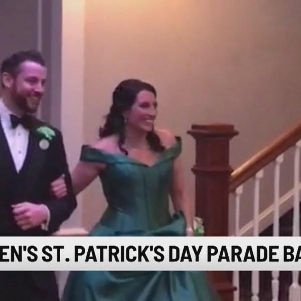 St. Patricks day parade ball 2019