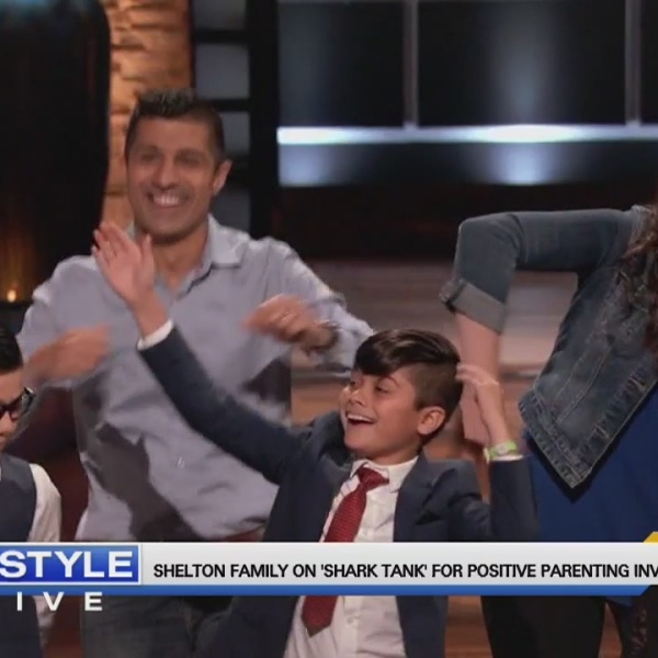 Today's Dish: Shelton family appears on 'Shark Tank'