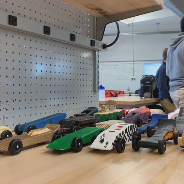 What's Right with Schools: Race Track Trials at the Engineering and Science University Magnet