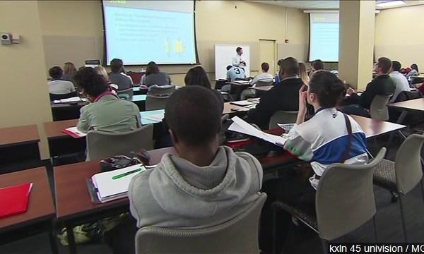 College Classroom Campus Students Generic_277055
