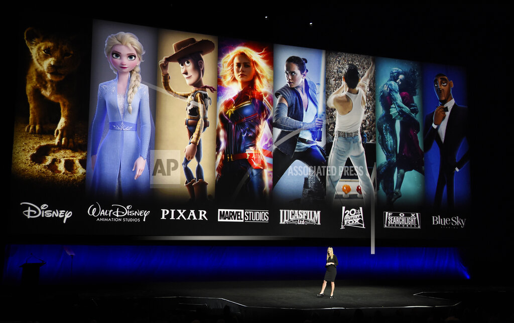 2019 CinemaCon - Walt Disney Studios Motion Pictures Presentation_1554377547208