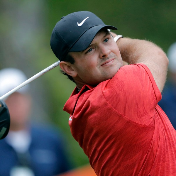 Players Championship Golf Patrick Reed