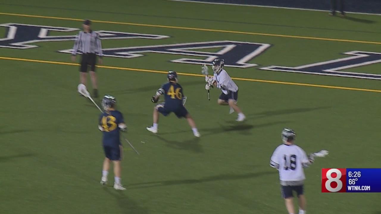 Bulldogs lacrosse team defeats rival QU 24-8