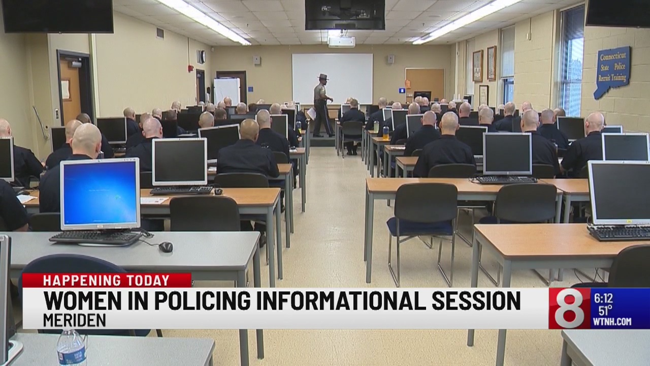 CT State Police to hold informational session for
