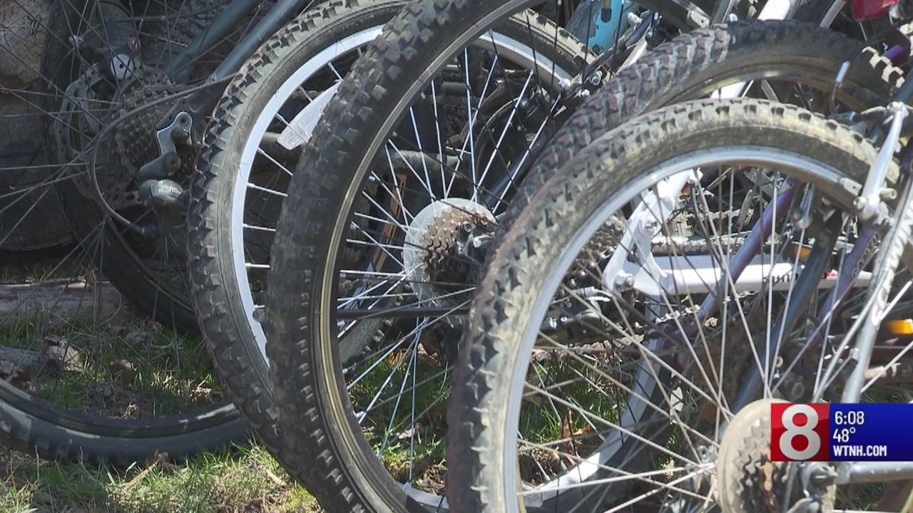Retired New Haven officer collecting 300 bikes for children in St. Maarten