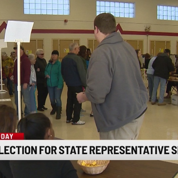 Special election for seat in the CT House of Representatives to be held April 16th