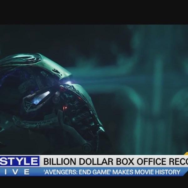 Today's Dish: 'Avengers: Endgame' makes history