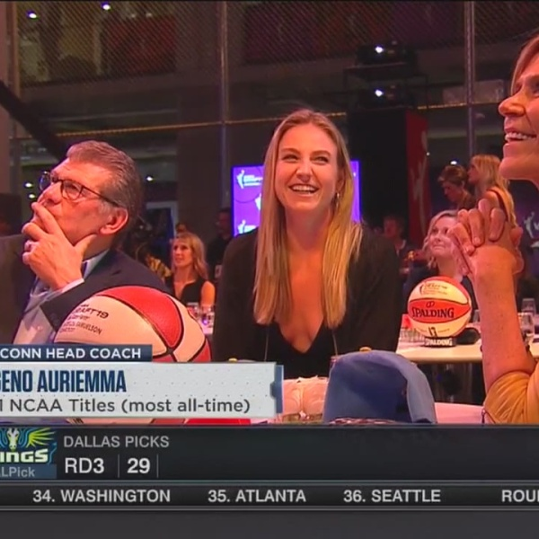 WNBA draft wide open at the top; Las Vegas has No. 1 pick