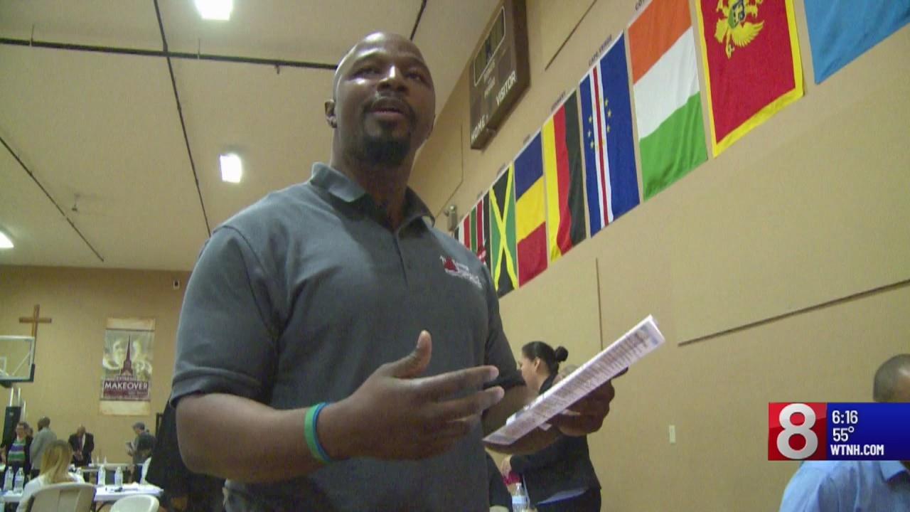 Waterbury career fair helping former inmates re-enter into