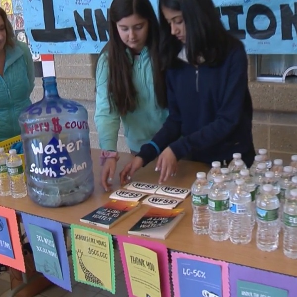 What's Right with Schools: Shelton Intermediate School fundraised to sponsor a clean water well