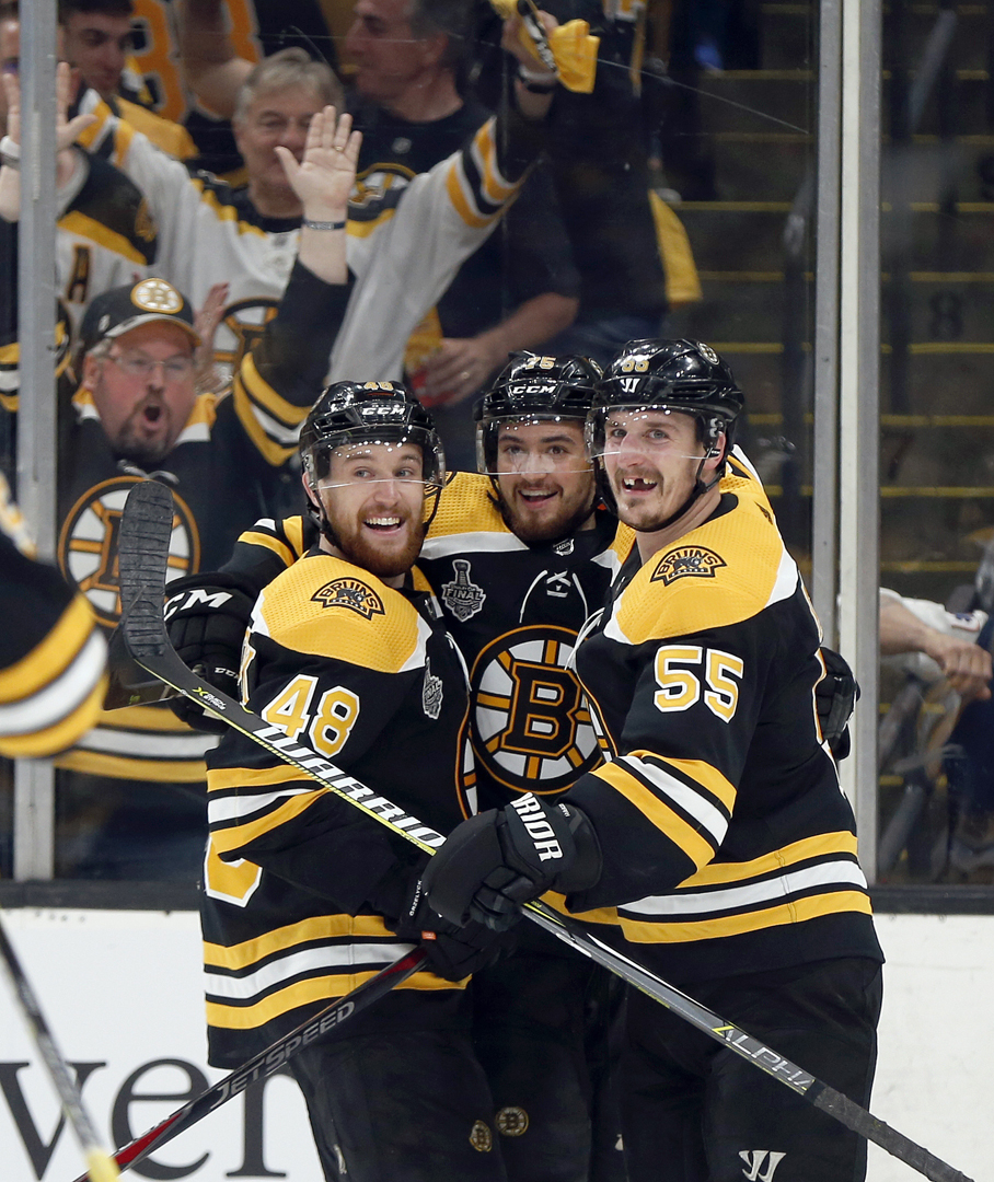 Stanley Cup Blues Bruins Hockey Connor Clifton