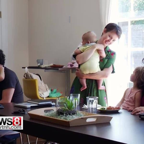 Connecticut Families Extra: Mom's BFFs benefit baby
