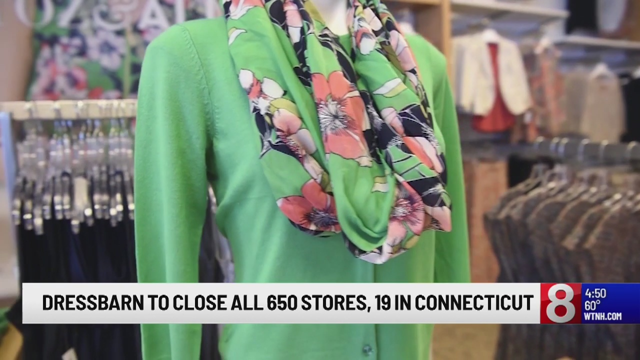 6ac9e50db Dressbarn, women's clothing chain, to close all its 650 stores