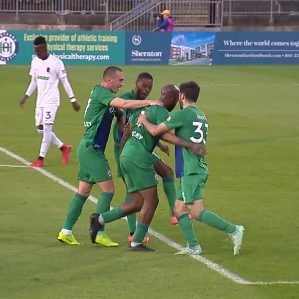 Hartford Athletic comes up short for home game against Memphis