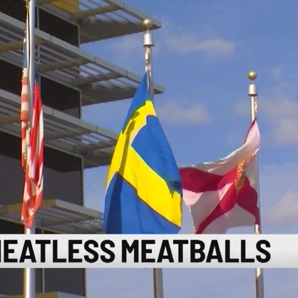 Ikea is working on serving meatless meatballs