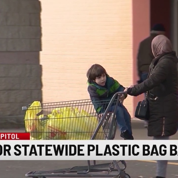 Lawmakers consider single-use plastic bag ban