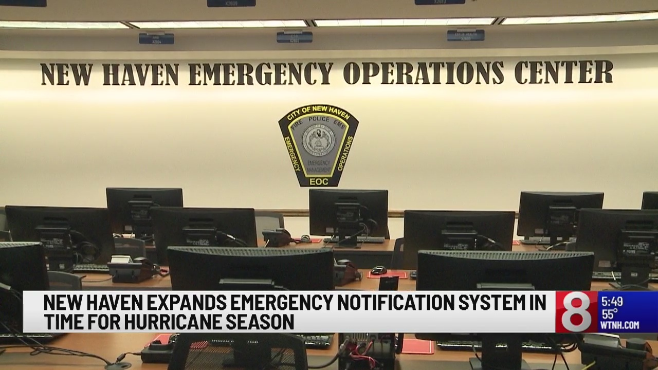 New Haven launching new emergency alert and notification system