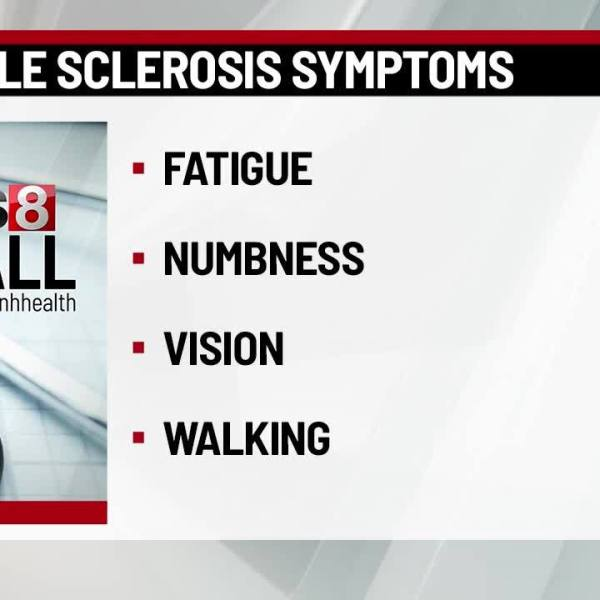 News 8 On Call: frequently asked questions about Multiple Sclerosis