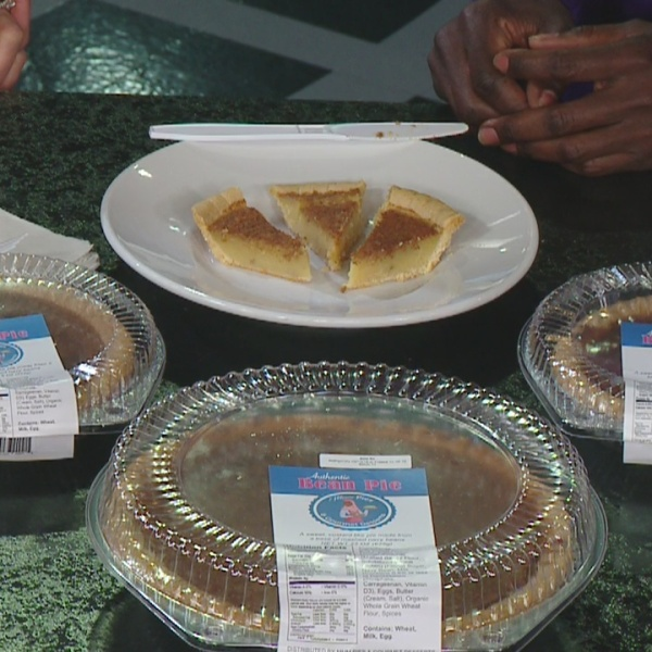 Nyberg: New Haven mother begins bean pie business