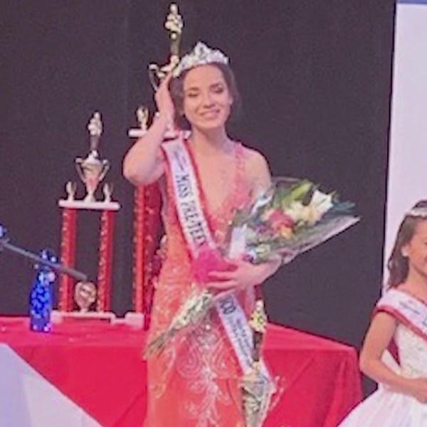 Puerto Rican Day Parade:  Meet Miss Preteen Puerto Rico of Greater Hartford, Tania Trinidad