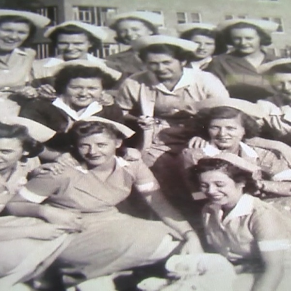 Recognizing cadet nurses who served during WWII