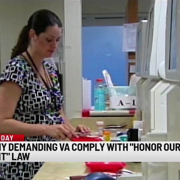 Senator Chris Murphy demands VA comply with 'Honor Our Commitment' Law