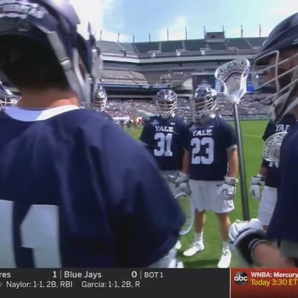 Yale defeats Penn State at Final Four