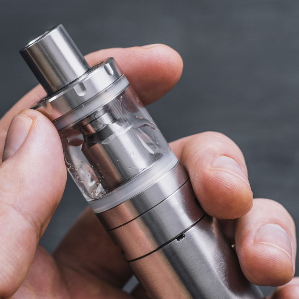 E-Cigarette generic vaping smoking health