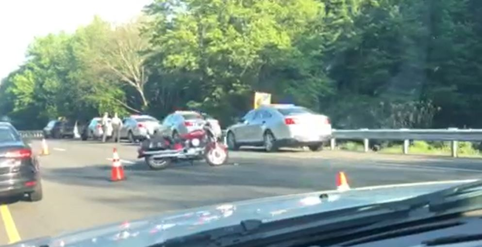 Accident Rt 50 Today