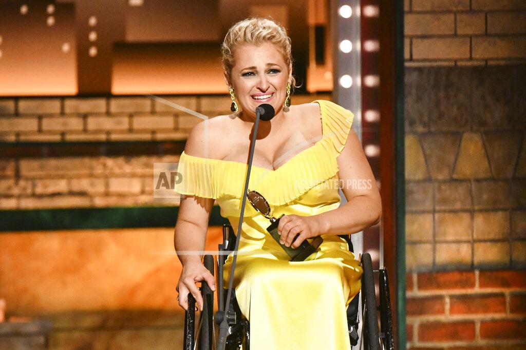 The 73rd Annual Tony Awards - Show_1560171844170