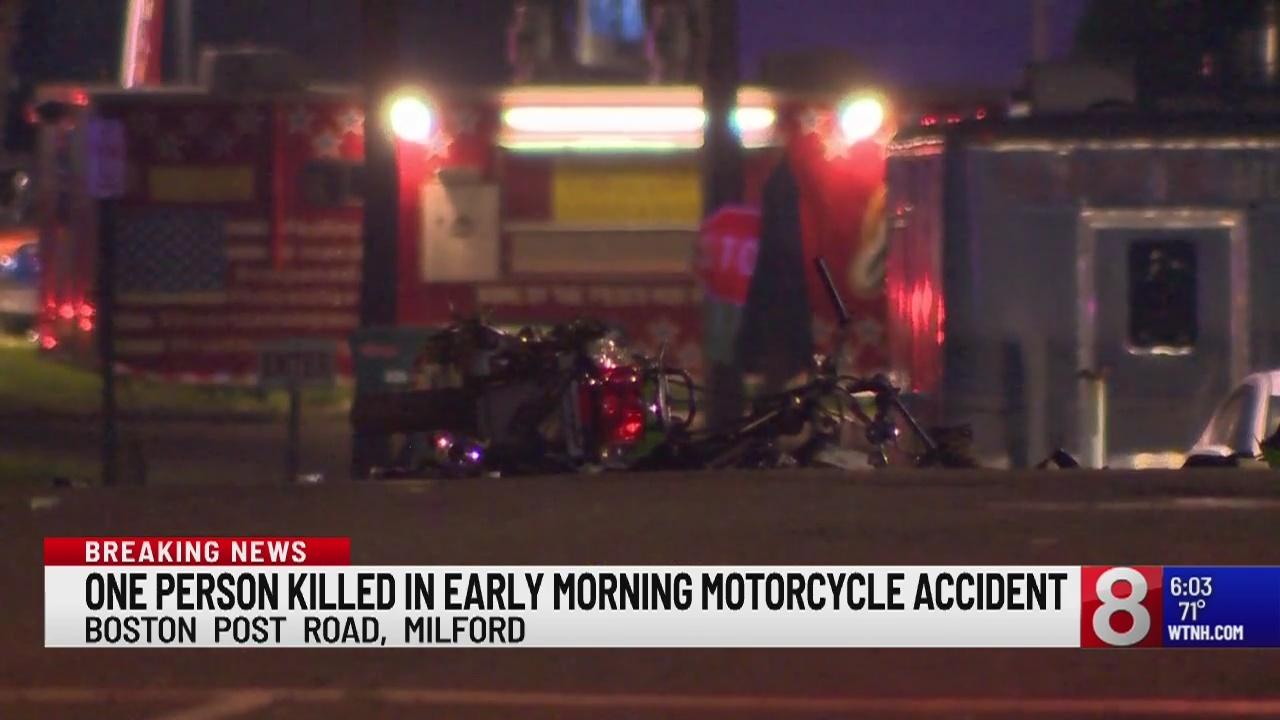 Police identify 22-year-old Milford man killed in motor