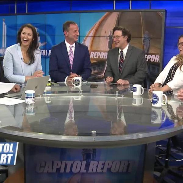 Capitol Report 'After Hours': Hearst Connecticut Media columnist Dan Haar visits the panel