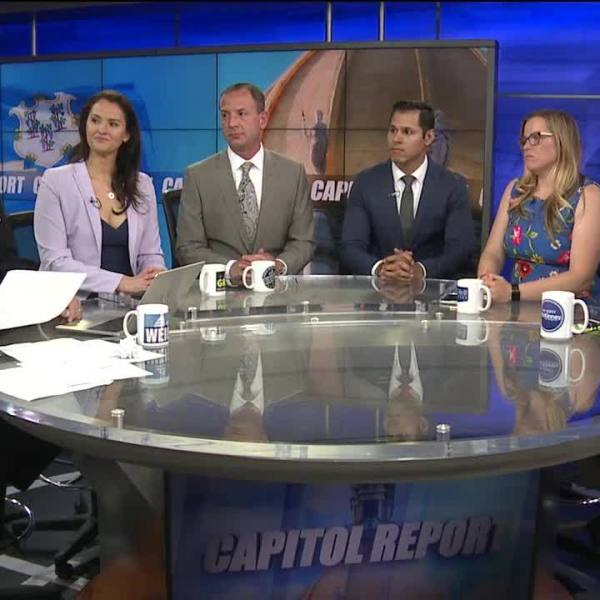 "Capitol Report 'After Hours': ""Politics Central"" lets users connect with local politicians"