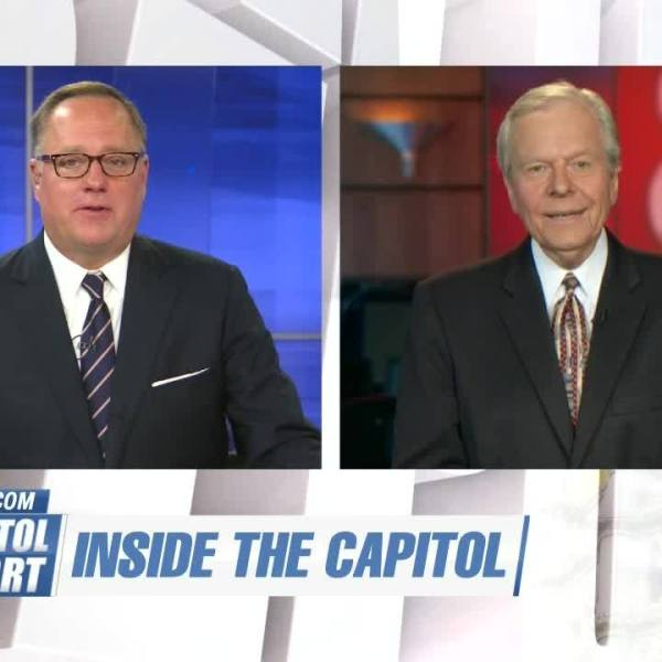 Capitol Report: News 8's Mark Davis digs into state budget disagreements